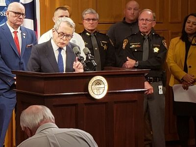Image of DeWine Awards $2M+ to Ohio Drug Task Forces